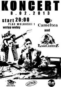 Cameltea, LooseControle