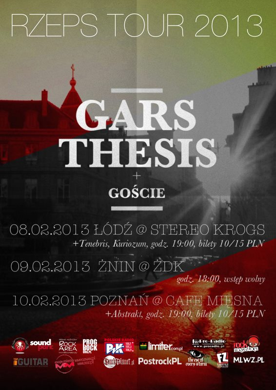 Thesis, Gars, Abstrakt